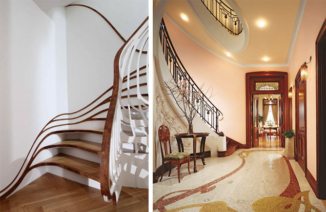 Images Sourced Via Atmos Studio Left And Architectural Digest Right