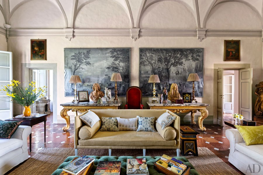 Image Sourced Via Architectural Digest