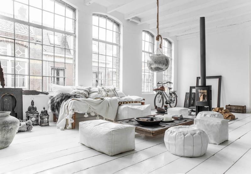 Image result for hygge black and white